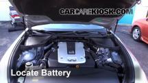 2011 Infiniti M37 X 3.7L V6 Batería