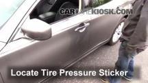 2011 Infiniti M37 X 3.7L V6 Neumáticos y ruedas