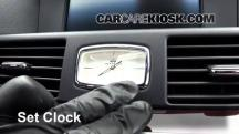 2011 Infiniti M37 X 3.7L V6 Reloj