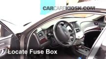 2011 Infiniti M37 X 3.7L V6 Fusible (interior)