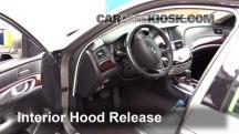 2011 Infiniti M37 X 3.7L V6 Capó