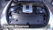 2011 Infiniti M37 X 3.7L V6 Líquido limpiaparabrisas