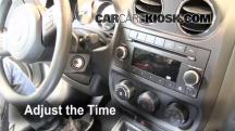 2011 Jeep Compass 2.4L 4 Cyl. Clock