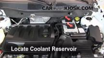2011 Jeep Compass 2.4L 4 Cyl. Fluid Leaks