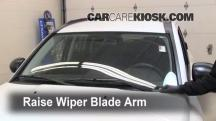 2011 Jeep Compass 2.4L 4 Cyl. Windshield Wiper Blade (Front)