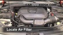 2011 Jeep Grand Cherokee Laredo 3.6L V6 Air Filter (Engine)