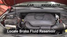 2011 Dodge Durango Crew 3.6L V6 FlexFuel Brake Fluid