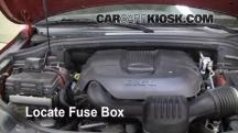 2011 Jeep Grand Cherokee Laredo 3.6L V6 Fusible (interior)