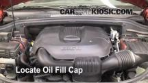 2011 Dodge Durango Crew 3.6L V6 FlexFuel Oil