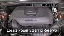 2011 Dodge Durango Crew 3.6L V6 FlexFuel Power Steering Fluid