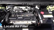 2011 Kia Soul Plus 2.0L 4 Cyl. Air Filter (Engine)