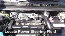 2011 Kia Soul Plus 2.0L 4 Cyl. Power Steering Fluid
