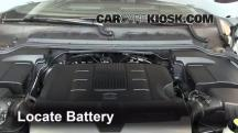 2011 Land Rover LR4 HSE 5.0L V8 Battery