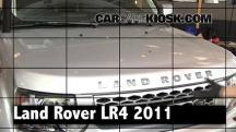 2011 Land Rover LR4 HSE 5.0L V8 Review