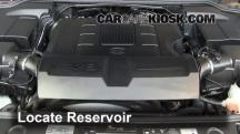 2011 Land Rover LR4 HSE 5.0L V8 Windshield Washer Fluid