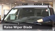 2011 Land Rover LR4 HSE 5.0L V8 Windshield Wiper Blade (Front)