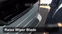 2011 Land Rover LR4 HSE 5.0L V8 Windshield Wiper Blade (Rear)
