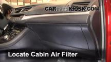 2011 Lexus CT200h 1.8L 4 Cyl. Air Filter (Cabin)
