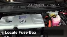 2011 Lexus CT200h 1.8L 4 Cyl. Fuse (Engine)