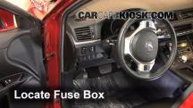 2011 Lexus CT200h 1.8L 4 Cyl. Fuse (Interior)