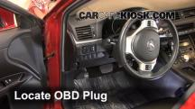 2011 Lexus CT200h 1.8L 4 Cyl. Check Engine Light