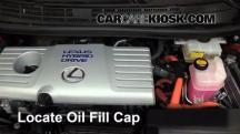 2011 Lexus CT200h 1.8L 4 Cyl. Oil
