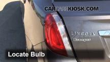 2011 Lincoln MKS 3.7L V6 Lights