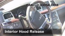2011 Lincoln MKS 3.7L V6 Belts