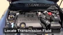 2011 Lincoln MKS 3.7L V6 Transmission Fluid