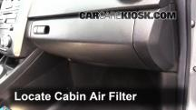 2011 Mazda CX-7 Sport 2.5L 4 Cyl. Air Filter (Cabin)