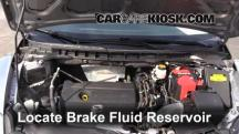 2011 Mazda CX-7 Sport 2.5L 4 Cyl. Brake Fluid