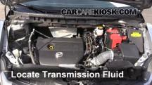 2011 Mazda CX-7 Sport 2.5L 4 Cyl. Transmission Fluid
