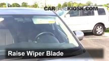 2011 Mazda CX-7 Sport 2.5L 4 Cyl. Windshield Wiper Blade (Front)