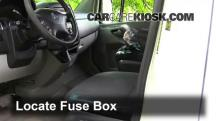 2011 Mercedes-Benz Sprinter 2500 3.0L V6 Turbo Diesel Standard Passenger Van Fusible (motor)
