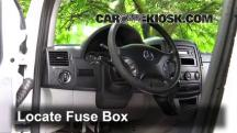 2011 Mercedes-Benz Sprinter 2500 3.0L V6 Turbo Diesel Standard Passenger Van Fusible (interior)