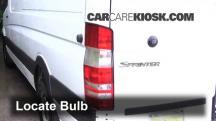 2011 Mercedes-Benz Sprinter 2500 3.0L V6 Turbo Diesel Standard Passenger Van Luces