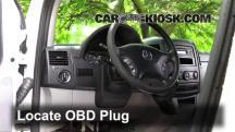 2011 Mercedes-Benz Sprinter 2500 3.0L V6 Turbo Diesel Standard Passenger Van Compruebe la luz del motor