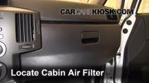 2011 Mitsubishi Endeavor LS 3.8L V6 Air Filter (Cabin)