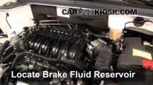 2011 Mitsubishi Endeavor LS 3.8L V6 Brake Fluid