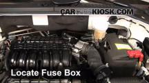 2011 Mitsubishi Endeavor LS 3.8L V6 Fusible (motor)