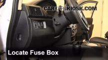 2011 Mitsubishi Endeavor LS 3.8L V6 Fusible (interior)