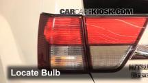 2011 Mitsubishi Endeavor LS 3.8L V6 Luces