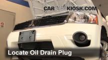 2011 Mitsubishi Endeavor LS 3.8L V6 Oil