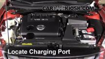 2011 Nissan Altima SR 3.5L V6 Sedan Air Conditioner