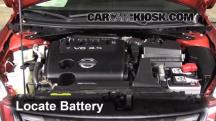 2011 Nissan Altima SR 3.5L V6 Sedan Battery