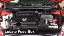2011 Nissan Altima SR 3.5L V6 Sedan Fuse (Engine)