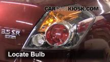 2011 Nissan Altima SR 3.5L V6 Sedan Lights