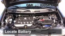 2011 Nissan Cube S 1.8L 4 Cyl. Battery