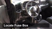 2011 Nissan Cube S 1.8L 4 Cyl. Fuse (Interior)