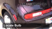 2011 Nissan Cube S 1.8L 4 Cyl. Luces